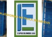 Somos fabricantes de riel  metalico