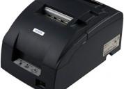 Impresora pos punto de venta epson tmu220d usb