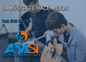 Desarrolla tu talento musical- cursos personalizad