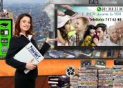 Pasar de cintas vhs , betmax a dvd en bogota