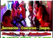 Fiestas infantiles – recreacion – primeras comuniones – hora loca
