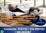 Desinfeccion y limpieza de muebles