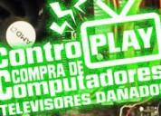 Compra de tv  lcd smart led daÑados