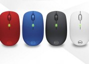 Mouse inalambrico dell wm126, promocion