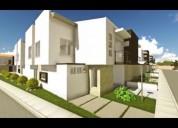 Venta de proyecto de casas conjunto residencial.