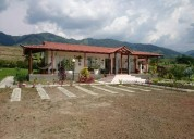 Se vende casa campestre en la iberia