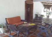Cabana en sabanilla