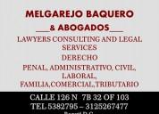 abogados: negligencia medica,derechos de peticiÓn