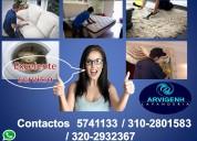 Lavado y desinfección de cortinas en cucuta