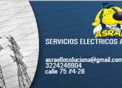 Mantenimiento y servicios  elÉctricos