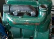 Se vende motor lister 2 pistones con generador