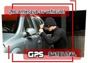 Alarma gps satelital, carros, motos, todo vehiculo
