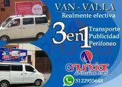 Servicio de alquiler de publicidad en carros