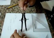 Clases de dibujo lineal y dibujo tÉcnico