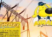 DiseÑos elÉctricos asrael
