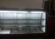 Vendo refrigerador panoramico