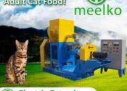 Meelko extrusora alimentacion gatos mked070b