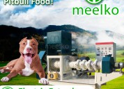 Meelko extrusora alimento de perrosmked135b.