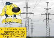 Servicio de electricistas