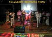Orquesta de neiva para sus fiestas