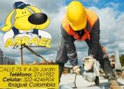 Demoliciones y construcciones asrael