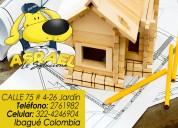 Demoliciones y construcciones ibague