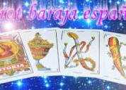 Tarot español con la baraja española. palmira col