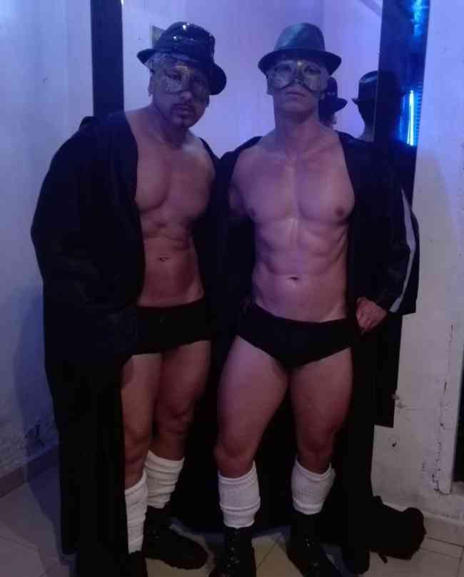 fabi stripper y masajista 3154031245