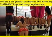 lesbianas mamadoras adriana y sus golosas bogota