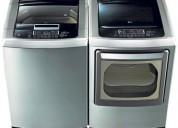Mantenimiento y reparacion de lavadoras