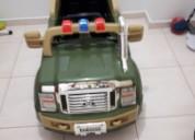 Vendo carro en excelente estado para niño