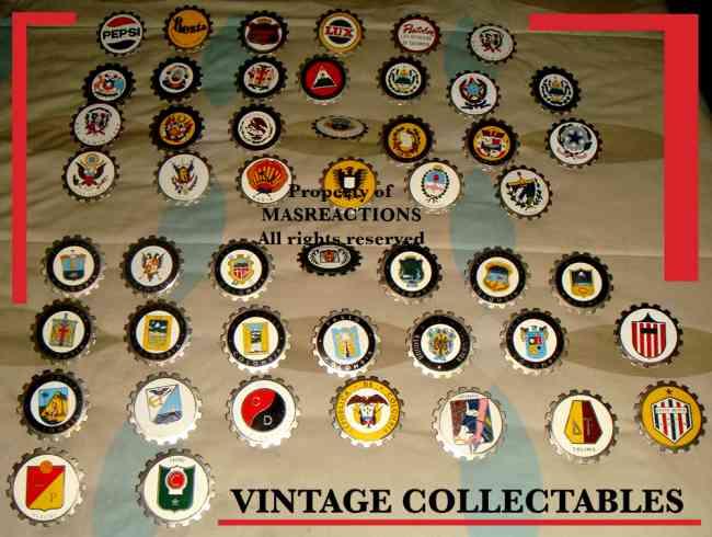 45 Escudos Antiguos ORIGINALES Para Autos carros v
