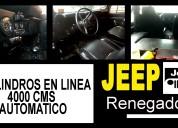 Jeep renegado modelo 78' en venta
