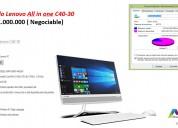 Vendo lenovo i5 2.4 ghz todo en uno