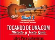 Libro para guitarristas nivel iniciación - 1