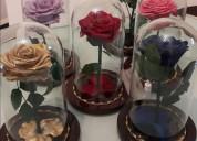 Flores inmortalizadas para mamá en su día