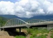Construccion de puentes vehiculares