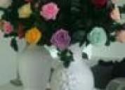 Arreglos florales preservados los originales