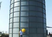 Fabricacion de tanques en fibra de vidrio