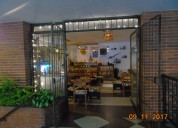 Se vende hermoso restaurante, café bar gourmet