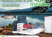 Extrusora  para peces mked200b