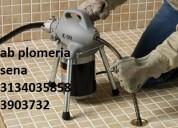 Plomeros chia destape de caÑerias 3903732
