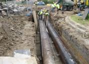 Construccion de acueductos,constructora acueductos