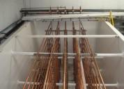 Fabricacion de bancos de hielo,bancos de hielo