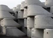 Fabricacion de camaras de inspeccion en concreto