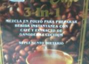 Vendo café gano