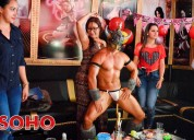 Show de stripper masculino akiles mens 3154031245
