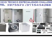 servicio tecnico d calentadores challenger 3975570