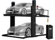 Fabricacion de elevadores de parqueo de autos