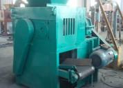 Meelko prensa de briquetas de carbón 6ton mkbc06